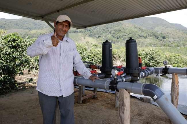 AGROPERÚ financia competitividad en asociaciones de productores de El Dorado