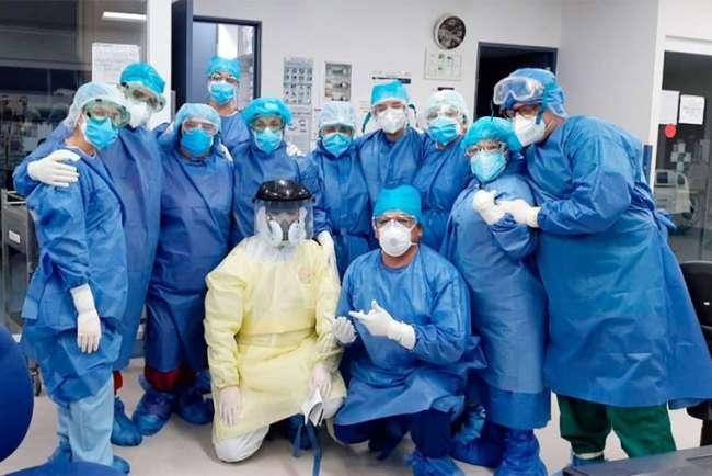 Ministerio de Salud cumple con reconocimiento a trabajadores del sector salud