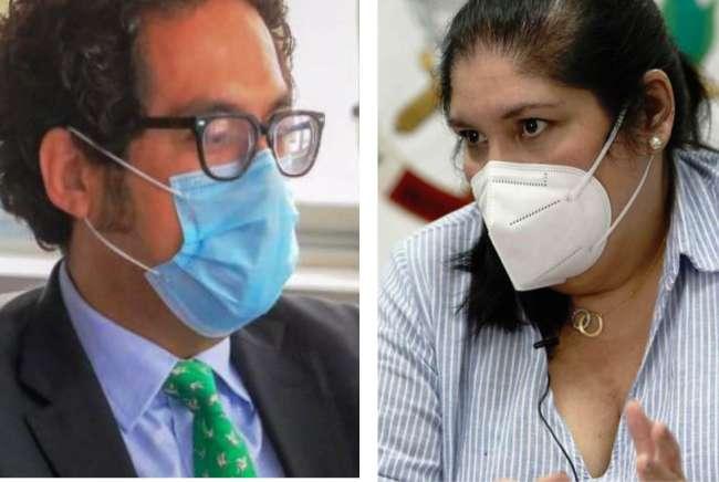 "Ante ""temida"" segunda ola de la pandemia  Ejecutivo advierte: ""SI SE AGRAVA REBROTE TOMAREMOS MEDIDAS DRÁSTICAS"""