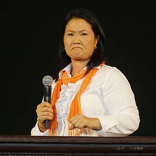 Plancha presidencial de Keiko Fujimori es declarada inadmisible por el Jurado Nacional de Elecciones