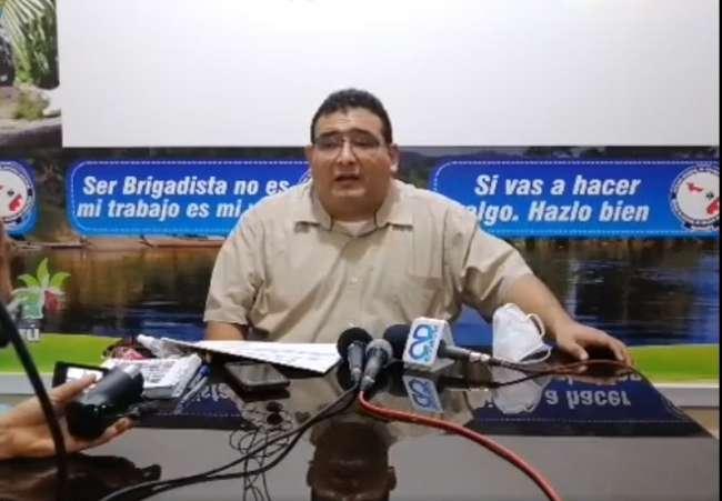 Director de OGESS Alto Mayo anuncia acciones tras confirmarse rebrote del COVID-19 en Moyobamba