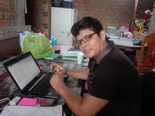 Dirigente del Frente Cívico de La Banda de Shilcayo exige  culminación del Hospital Covid