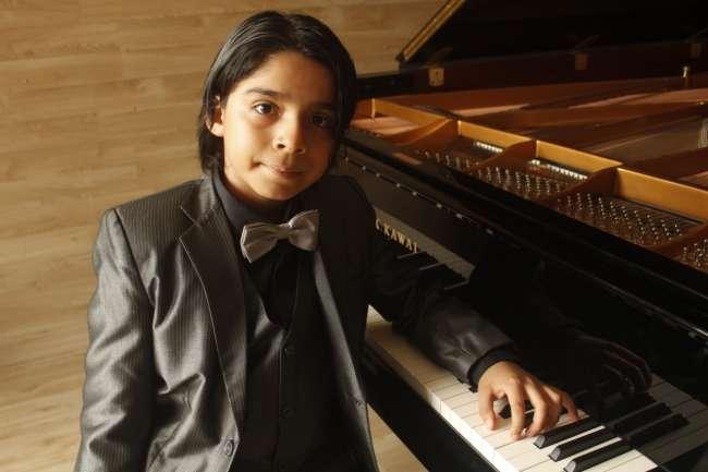 Niño tarapotino gana primer puesto en concurso internacional de piano