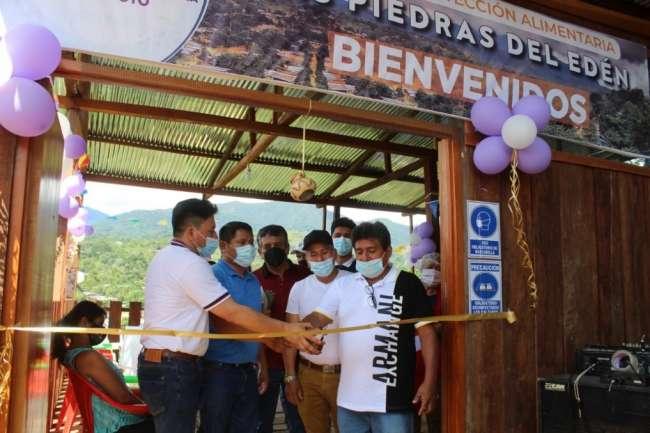 Inauguran comedor solidario en La Banda de Shilcayo