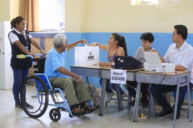 Solo dos de veintitrés planes de gobierno consideran a la persona con discapacidad
