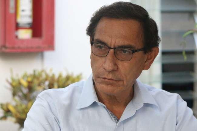 """Vizcarra: """"El actual Congreso es una decepción para todos los peruanos e igual de malo que el anterior"""""""