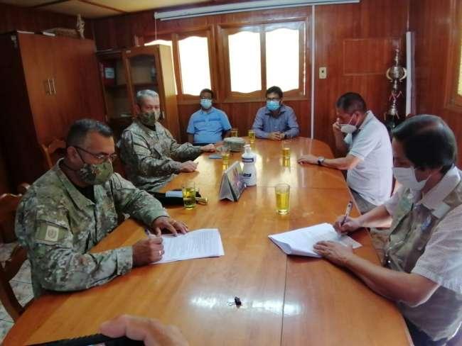 GORESAM y Ejército del Perú se unen como aliados estratégicos para reforestación de la región