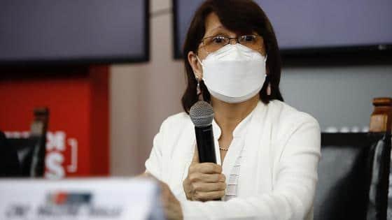 """Ministra de Salud: """"Nos estamos  preparando para vacunar contra el coronavirus en cada trimestre del 2021"""""""