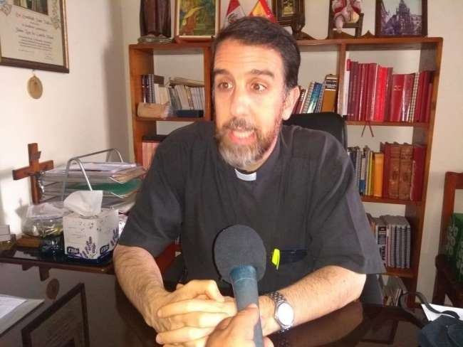 Iglesia Católica de Moyobamba realizará actos litúrgicos con restricciones.