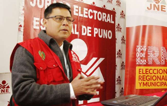 Elecciones 2021: JEE de Puno retiró a candidata de APP denunciada
