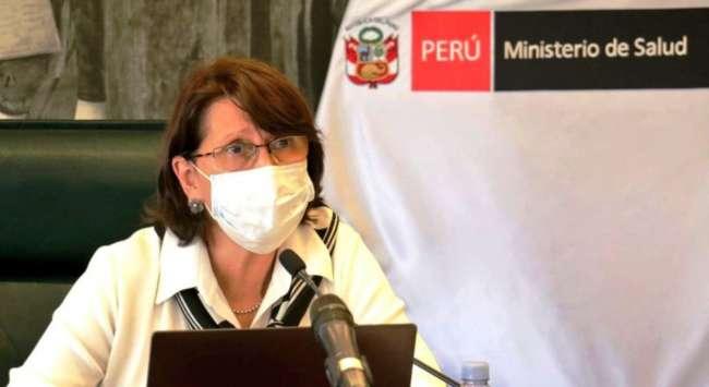 """Ministra de Salud """"El rebrote que tenemos puede ser anuncio de segunda ola de  coronavirus"""""""