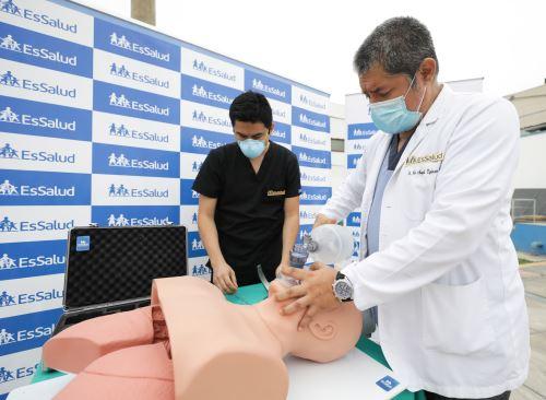 ¡Atención! Advierten que cada vez son más jóvenes los pacientes intubados por covid-19