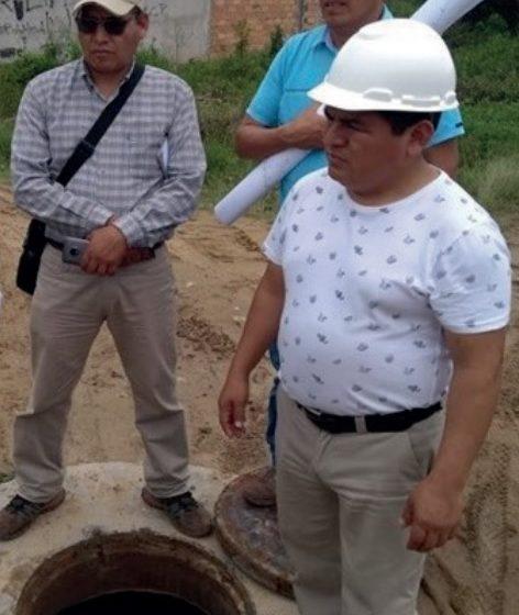 """Alcalde de Moyobamba ante la revocatoria. """"QUIZÁS NO A TODOS LES CAEMOS BIEN, ESTAMOS BAJOS EN EJECUCIÓN DE PROYECTOS Y OBRAS"""""""