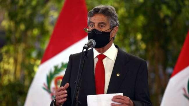 """Francisco Sagasti sobre coronavirus: """"El retorno a la cuarentena es una opción extrema"""""""