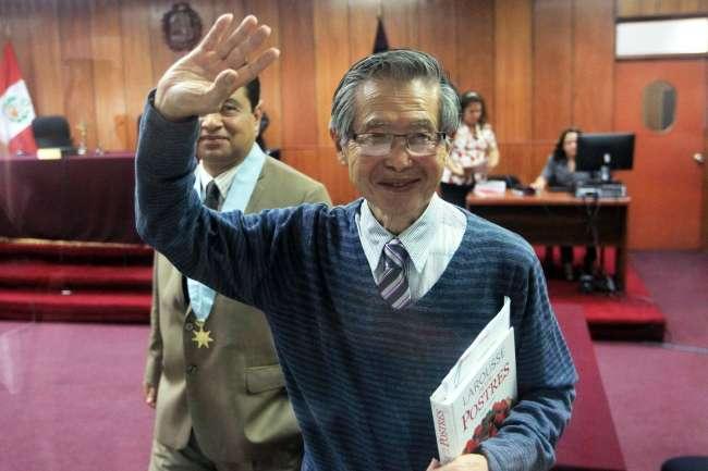 Sustentarán cargos contra Alberto Fujimori por esterilizaciones forzadas