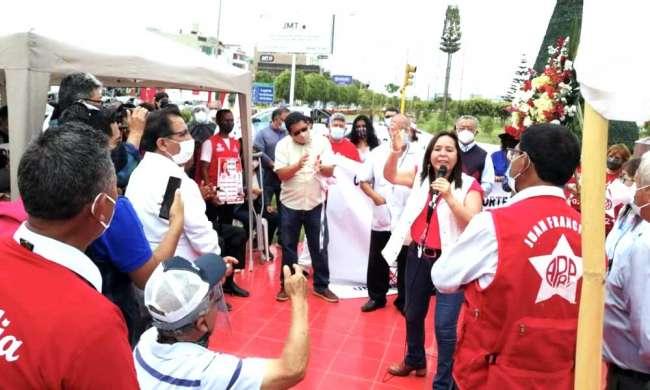 APRA acudiría ante la CIDH por negativa en inscripción de candidatos