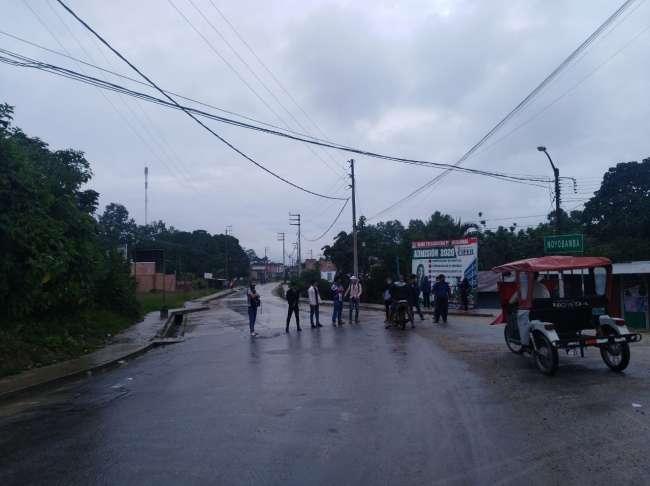 Subprefectura Provincial de Moyobamba no dio autorización ni garantías para paro de 48 horas