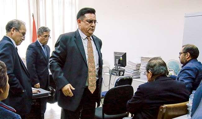 Pedido para que 'Eteco' siga  investigado por narcotráfico será visto este 13 de enero