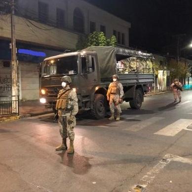 Centros nocturnos que cambiaron de rubro serán vigilados por militares