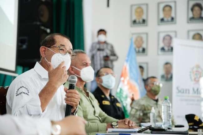 Comando Covid-19 San Martín anuncia medidas drásticas para frenar segunda ola de la pandemia