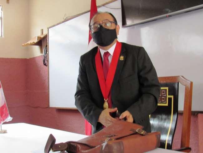Conforman sala penal especial de la Corte de San Martín para procesos judiciales a funcionarios
