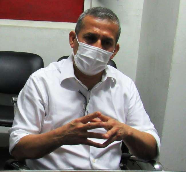 """Ollanta intenta repetir el plato """"La pandemia está creando más multimillonarios a costa de otros"""""""