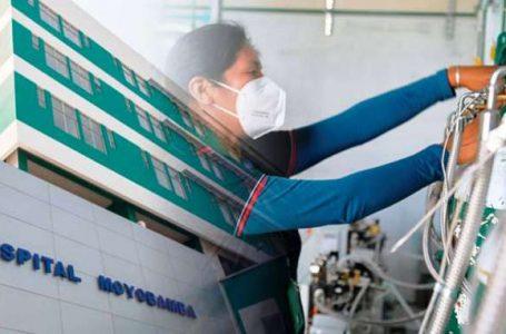 Hospital de Moyobamba amenaza de colapso
