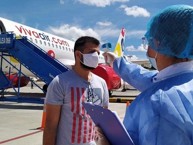 Personas procedentes del extranjero podrán  hacerse prueba adicional para dejar cuarentena