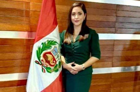 Tarapotina juramenta como presidenta de la Asociación de Damas del Poder Judicial de La Libertad