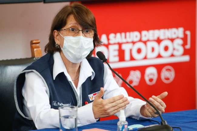 Ministra de Salud dijo que es complicado custodiar tantos kilómetros de frontera terrestre