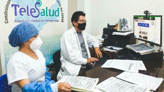 Minsa aprueba Norma Técnica para que atenciones en Salud continúen durante la cuarentena