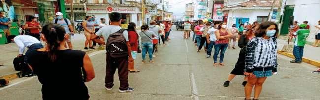 """Alcalde Tarapoto: """"Se evaluará en los próximos días el cierre de la frontera provincial con Yurimaguas"""""""