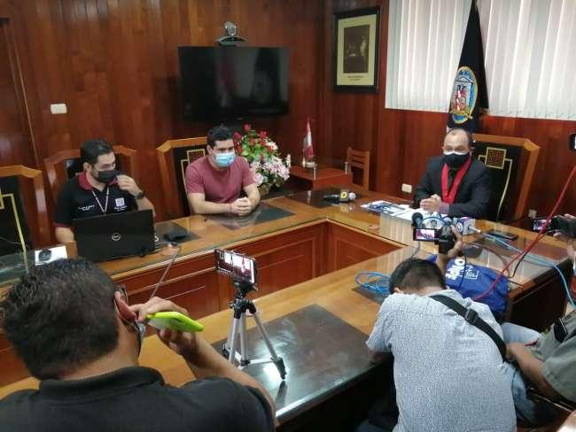 Corte de San Martín pone a disposición servicio de asistente virtual para atender a usuarios