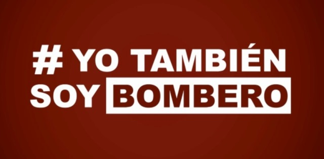 EL DIVÁN. #YO TAMBIÉN SOY BOMBERO.