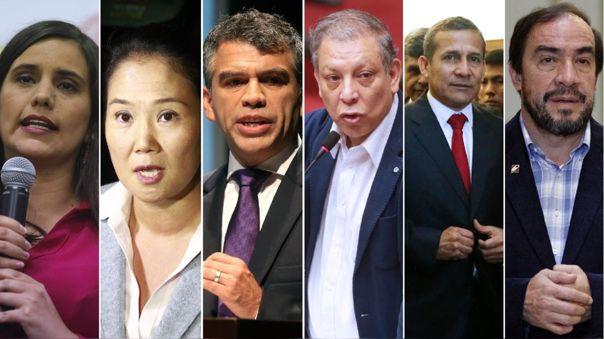 Tendencia electoral a febrero