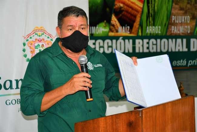 Acuerdan declarar zona intangible a territorios de comunidades nativas en San Martín