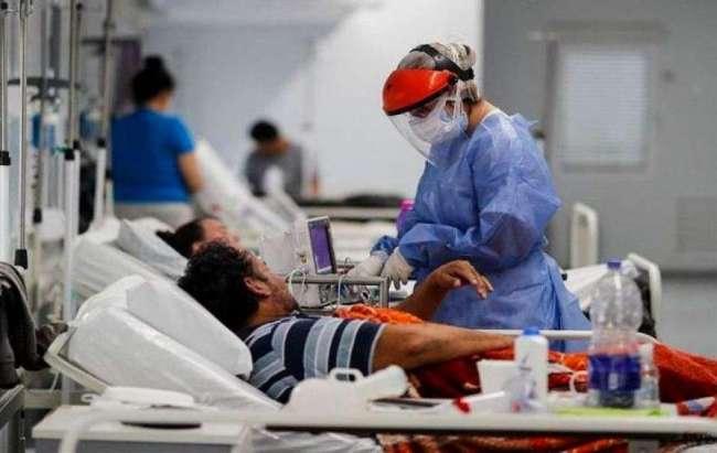 """Ministro de Salud Óscar Ugarte: """"La curva nacional de contagios por COVID 19 sigue en aumento"""""""