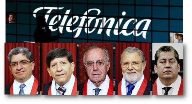 """""""Decisión de Tribunal Constitucional sobre Telefónica genera un mensaje perverso sobre tributación"""""""