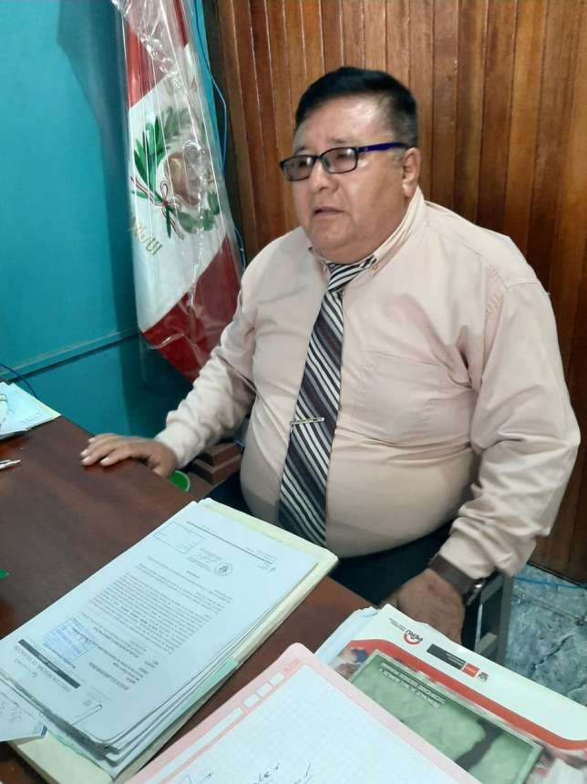 Director de UGEL Mariscal Cáceres se pronuncia sobre proceso de contratación docente
