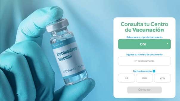 EsSalud alista página web en la que sus asegurados podrán consultar centro de vacunación