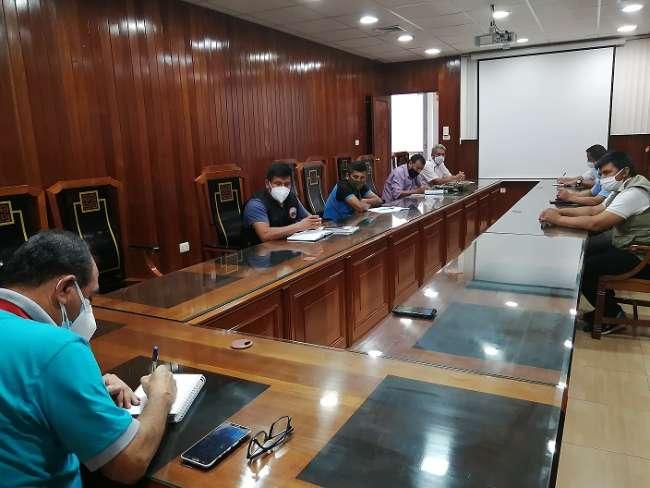 Presidente de la Corte de San Martín impulsa diálogo con Rondas Campesinas