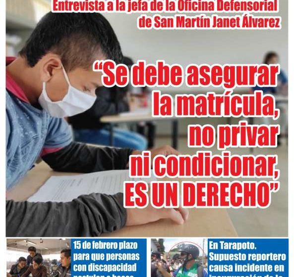 Diario Digital Viernes 06 de Febrero del 2021