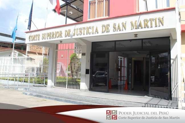 SUSPENDEN TEMPORALMENTE TRABAJO PRESENCIAL PARA EL DÍA DE MAÑANA EN LA SEDE CENTRAL DE LA CORTE SUPERIOR DE JUSTICIA DE SAN MARTÍN-(SEDE MOYOBAMBA)