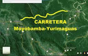 """Proyecto carretero Moyobamba- Balsapuerto – Yurimaguas, no va a prosperar"""