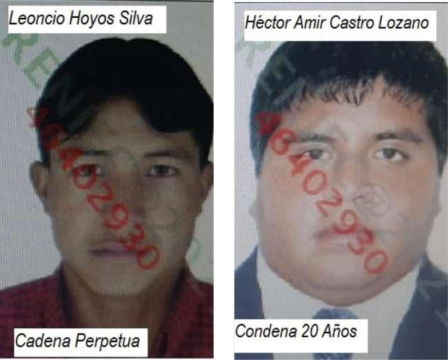 Corte de San Martín dicta dos sentencias drásticas contra violadores