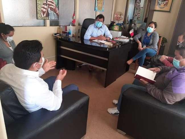 El proyecto PIP – Lamas inicia sus actividades en la capital folclórica de Lamas