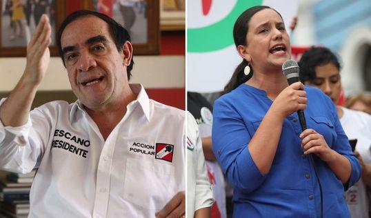 Los obstáculos que impiden avanzar a Verónika Mendoza