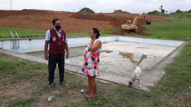 Vecinos de la urbanización Los Sauces reportan incremento de casos de dengue