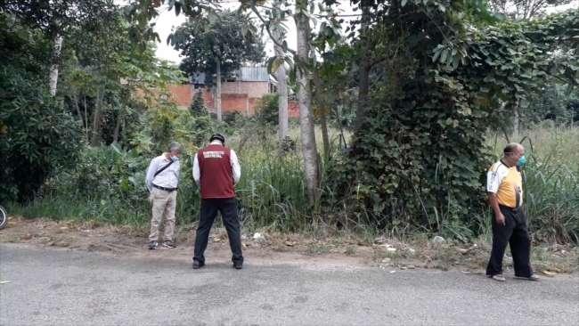 Terreno abandonado en La Banda de Shilcayo genera proliferación de zancudos