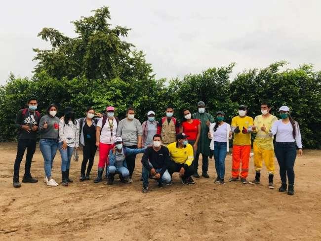 MPSM realiza reforestación de laderas en el Marco del Día Internacional del Bosque